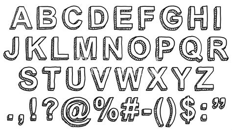doodle font free commercial use dynamic doodle font royalty free and stock footage
