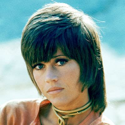 1971 shag hairstyle 1971 jane fonda s changing looks instyle com