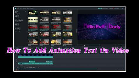 tutorial edit video dengan wondershare filmora wondershare filmora 7 5 0 tutorial how to add animation