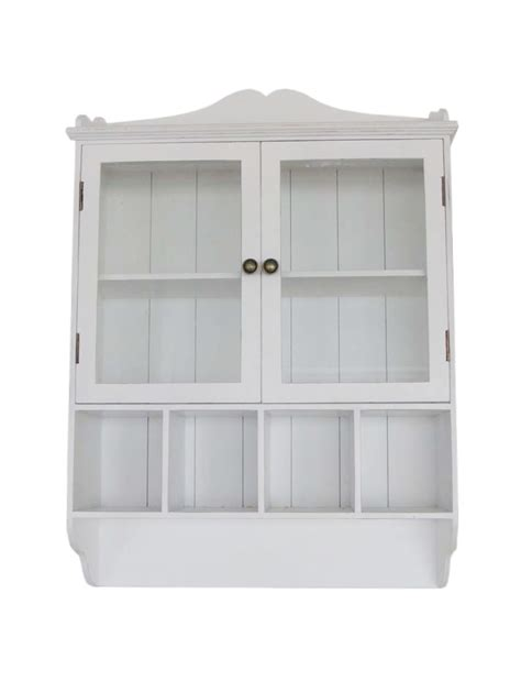 Wandregal Weiß Holz by Regal K 252 Che Shabby
