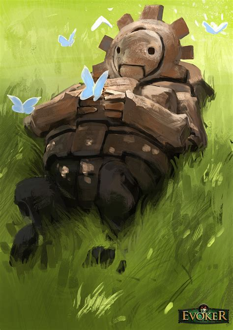stonegolem by sandrorybak on deviantart