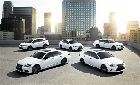 lexus lineup 2015 lexus crafted line debuting at 2014 pebble concours