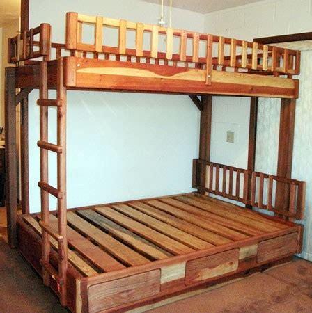 double queen bunk bed pdf diy double over queen bunk bed plans download diy