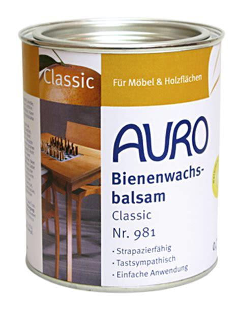 Holz Polieren Mit Bienenwachs by Bienenwachsbalsam F 252 R Alle H 246 Lzer Spielzeuggeeignet Auro 0 75l
