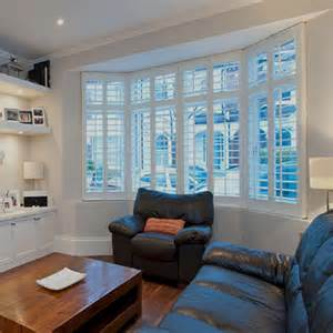 Bay window shutters leeds plantation shutters the place for