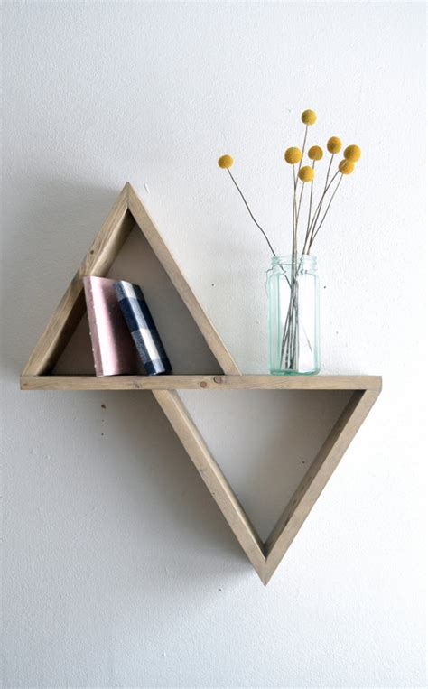 geometric shelf ii