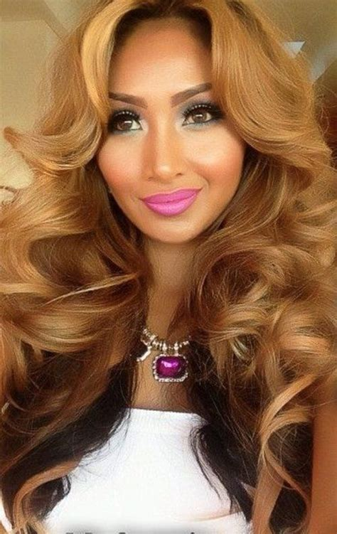 honey blonde hairstyles color beautiful honey blonde flip lace front wig hair