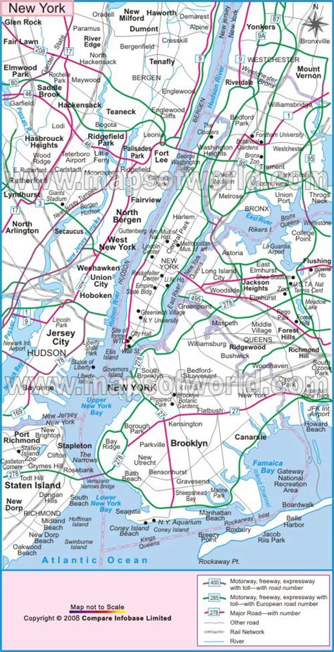 map of new york new york geography maps new york city