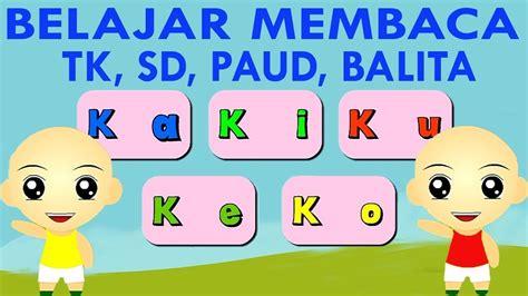 Cepat Pintar Membaca anak pintar belajar cepat membaca mengeja huruf abjad