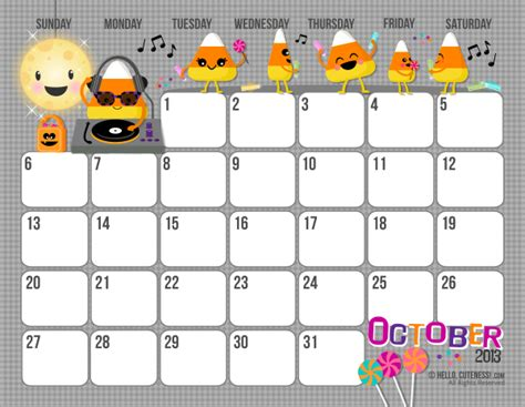 printable calendars for kids gallery calendar templates