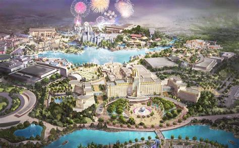 theme park resorts uk universal theme park and resort planned for beijing