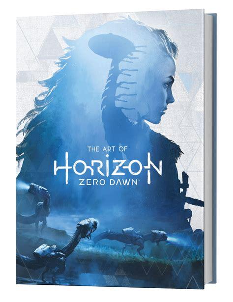 libro dawn horizon zero dawn para ps4 presenta sus productos licenciados hobbyconsolas juegos