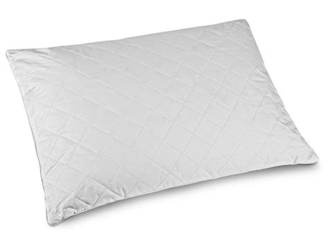 perma loft cool wool quilted chamber pillow  sizes