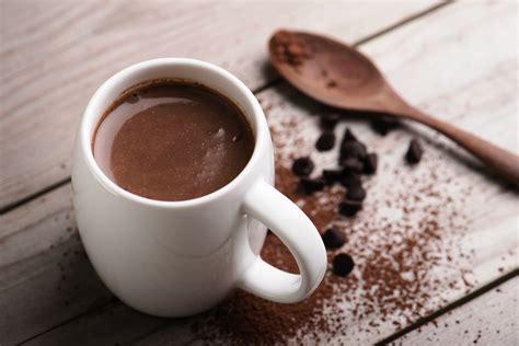 Chocolate La receta chocolate a la taza gluten para veganos
