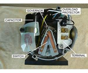how to replace the thermal protector on an ao smith motor inyopools