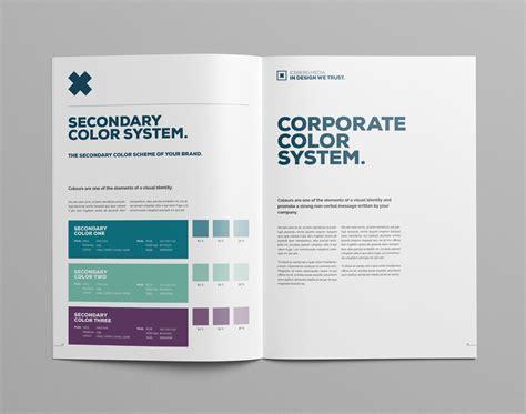 pattern making manual pdf elite corporate design manual guide on behance