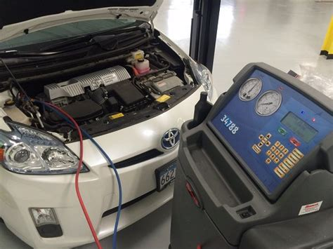 automobile air conditioning service 2012 lexus rx hybrid on board diagnostic system is this necessary at 70k priuschat