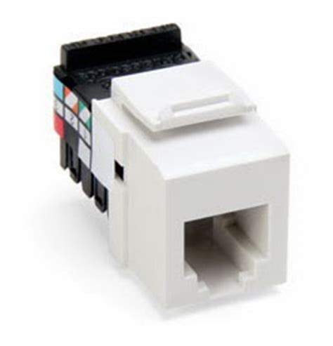 porta rj11 how to wire rj45 patch panels for home phone lines