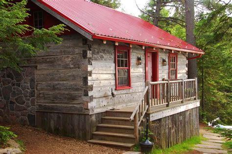 algonquin park s historic lodges canadian roadstories