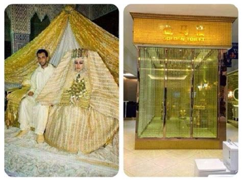 Cing Toilet Dubai by Saudi Billionaire King Gives Daughter Pure Gold Toilet As