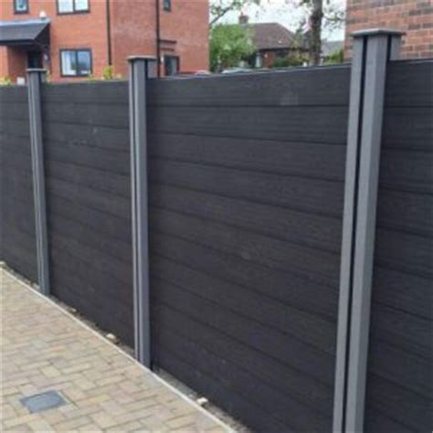 composite fencing products and fence posts for quality and privacy