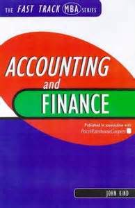 Uta Fast Track Mba by Accounting And Finance An Introduction Fast Track Mba