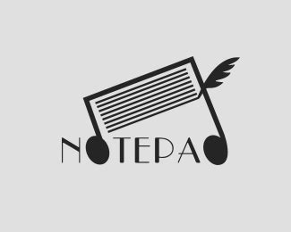 notepad design maker notepad designed by pazfernandoa brandcrowd