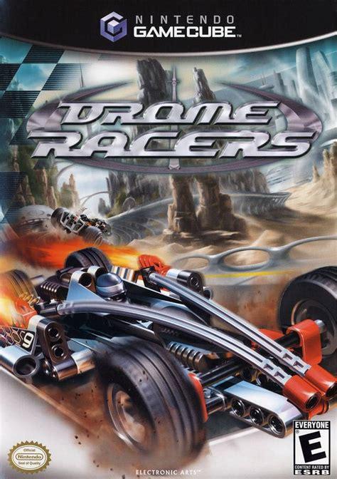 emuparadise vectrex drome racers gamecube game