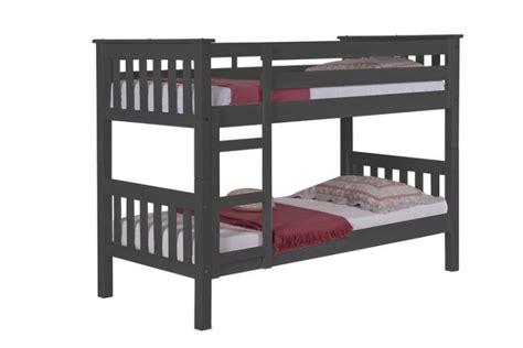 Barcelona Bunk Beds Barcelona Bunk Bed Graphite