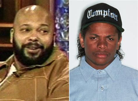 eazy es son thinks suge knight killed his father the suge knight jokes about eazy e s death in unearthed clip
