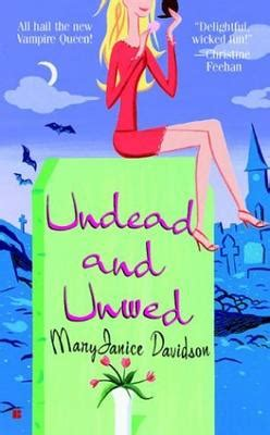 Book Review Undead And Unwed By Maryjanice Davidson by Undead And Unwed