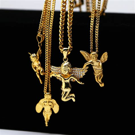 70cm hiphop gold chains for 24k gold chain