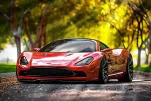 Cars Like Aston Martin Aston Martin Dbc Supercar Concept Hiconsumption