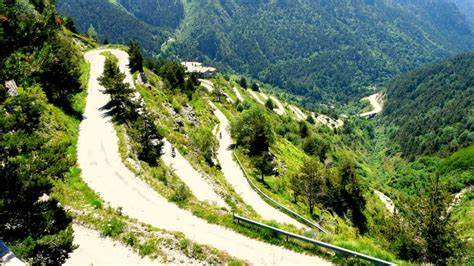 col di tende the 40 best roads in the world to ride your bike