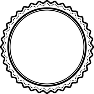 blank seal template best photos of blank seal clip blank gold seal clip blank gold seal clip and