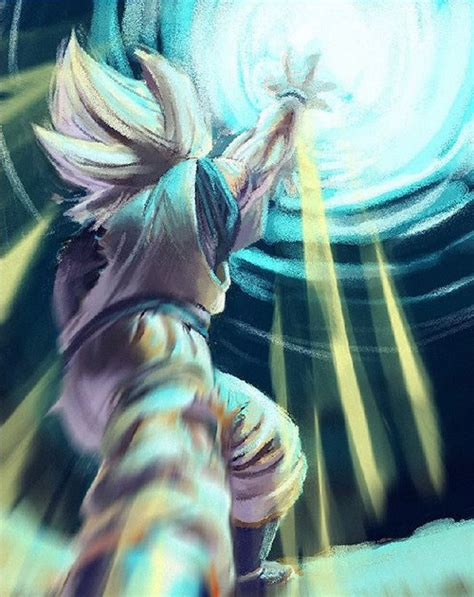 painting goku paintings the dao of