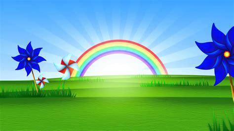 imagenes infantiles full hd fondo video background full hd rainbow rising youtube