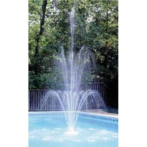 inground pool fountains new grecian 3 tier floating aboveground or inground