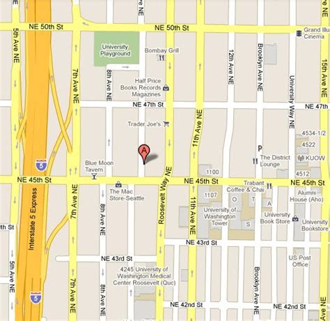 seattle univ map seattle district meeting location