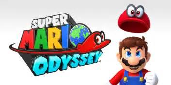 Super Mario Odyssey Giveaway - e32017 date possible de lancement du jeu super mario