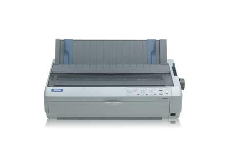Printer Lq2090 lq 2090 impact printer impact printers for work epson us