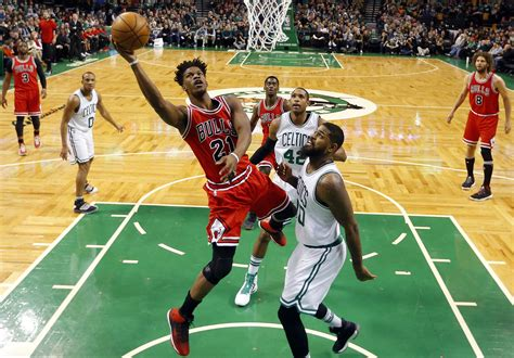 Mba Schedule by 2017 Nba Playoffs Chicago Bulls Boston Celtics