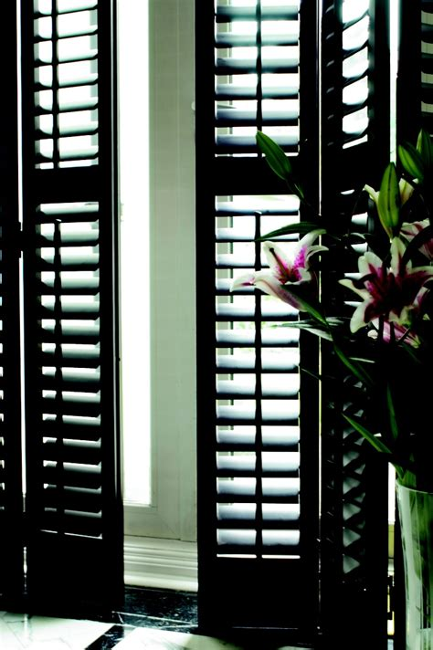 35 Best British Colonial Interior Shutters Images On Door Shutters Interior