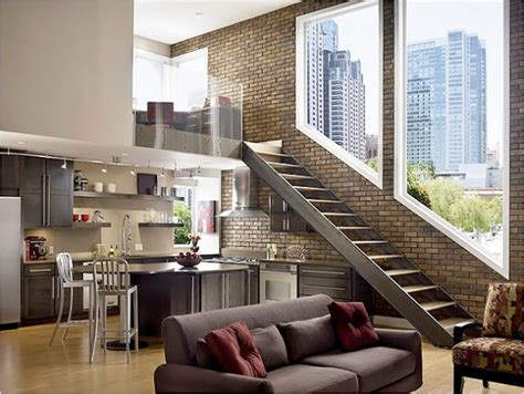 loft modern vintage style loft environments one decor