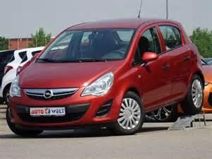 Vauxhall Corsa Isofix Gebrauchtwagen Angebot Opel Corsa D 1 2 Easytronic Klima