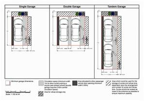 1 Car Garage Dimensions by Cambridge City Council