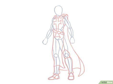 tutorial gambar anime chibi cara menggambar ksatria wikihow