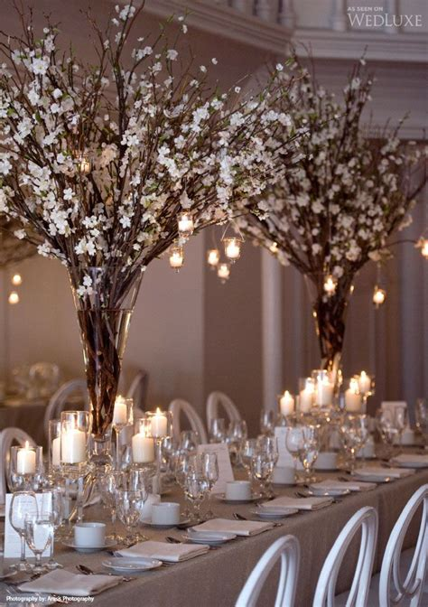 Table Vases For Weddings by 25 Best Ideas About Wedding Centerpieces On Centerpiece Vases And