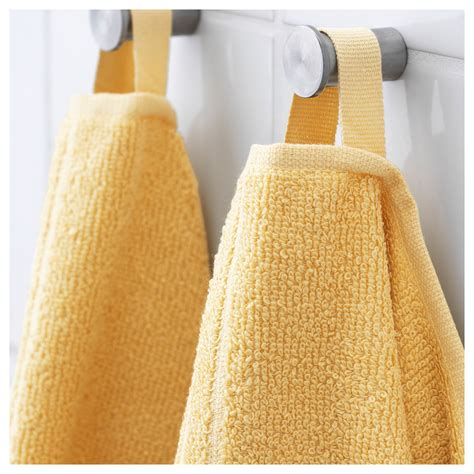 pale yellow bath towels v 197 gsj 214 n bath towel light yellow 70x140 cm ikea