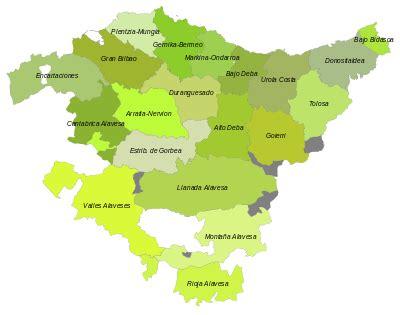 capital pais vasco comarcas d o pa 237 s vasco biquipedia a enciclopedia libre